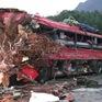 34 người thương vong trong vụ xe tải tông xe khách ở Hòa Bình