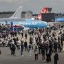 Xu hướng giảm phát thải tại Triển lãm hàng không Paris