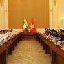 Đẩy mạnh hợp tác Việt Nam - Myanmar