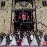 11 cặp đôi cưới tập thể ở Lisbon