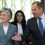 Nga, Hàn thúc đẩy hợp tác 3 bên với Triều Tiên