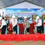Chủ tịch Quốc hội dự khởi công xây dựng Đền thờ các Vua Hùng tại Cần Thơ