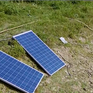 Tưới cây bằng năng lượng mặt trời tại Ấn Độ