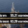 Giá dầu tăng mạnh 3% khi Mỹ và Iran gia tăng căng thẳng