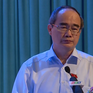 Bí thư Nguyễn Thiện Nhân: Về nguyên tắc ông Đoàn Ngọc Hải vẫn phải đi làm