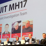 Nga bác bỏ kết quả điều tra vụ rơi máy bay MH17
