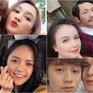 """Loạt ảnh selfie """"yêu hết nấc"""" của dàn diễn viên phim Về nhà đi con"""