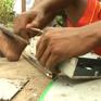 CH Congo: Biến rác thải thành nhạc cụ