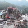 Tài xế gây tai nạn tại Hòa Bình không có giấy phép lái xe