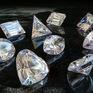 Cận cảnh viên kim cương đầu tiên trên thế giới được… in 3D