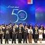 50 công ty kinh doanh hiệu quả đạt 98 tỷ USD vốn hóa thị trường
