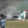 Nga: 2 người thiệt mạng trong sự cố máy bay hạ cánh khẩn cấp