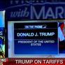 """Tổng thống Trump lên """"phương án B"""" nếu đàm phán Mỹ - Trung thất bại"""