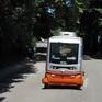 Thử nghiệm xe chở khách không người lái tại Brussels