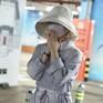 Triệu Lệ Dĩnh xuất hiện tại sân bay sau nhiều tháng nghỉ sinh