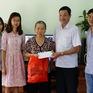 Đài THVN đi thăm tặng quà Mẹ Việt Nam anh hùng nhân dịp 27/7