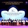 Trao Giải thưởng Du lịch Việt Nam 2019