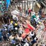 Tăng số nạn nhân trong vụ sập nhà tại Mumbai