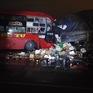 Xe khách đối đầu xe tải, hai tài xế chết kẹt trong ca-bin
