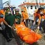 Nhận dạng thi thể thuyền viên tàu cá Nghệ An mất tích