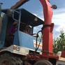 Lão nông chế tạo máy xử lý xác bắp, 15 phút nghiền xong hơn 3 tấn