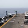 Mỹ bắn hạ máy bay không người lái của Iran
