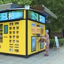 Máy đổi rác thông minh tại Trung Quốc