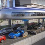 Phương tiện giao thông công cộng trên cao giúp vượt qua đoạn ùn tắc