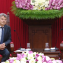 """""""Đảng Cộng sản Việt Nam luôn coi trọng củng cố quan hệ truyền thống tốt đẹp với Đảng Cộng sản Pháp"""""""
