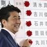Thủ tướng Abe Shinzo giành thắng lợi trong cuộc bầu cử Thượng viện tại Nhật Bản