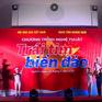 """Ấm áp chương trình """"Trái tim biển đảo"""" tại Lý Sơn"""