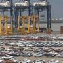 Xe nhập khẩu nguyên chiếc về Việt Nam tăng mạnh