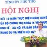 Phú Thọ tạo lan tỏa phát triển vùng