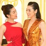 Hoa hậu Đỗ Mỹ Linh đọ sắc cùng Á hậu Tú Anh