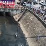 Phải thông báo bằng văn bản trước khi thoát nước vào sông Tô Lịch