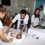 3.300 trẻ em trên địa bàn tỉnh Bắc Giang được khám sàng lọc tim bẩm sinh miễn phí