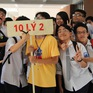 Orientation Day: Ngày tựu trường đáng nhớ của học sinh THPT Chuyên Hà Nội - Amsterdam