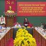 Thái Nguyên tập trung các nguồn lực cho phát triển kinh tế