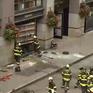 Xe tải đâm vào cửa hàng tại Mỹ, ít nhất 5 người bị thương