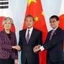 Ngoại trưởng Trung - Nhật - Hàn hội đàm tại Bắc Kinh