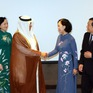 Trưởng Ban Dân vận Trung ương Trương Thị Mai thăm và làm việc tại Qatar
