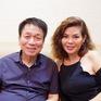 Vừa về nước, Ngọc Anh đã ghé thăm nhạc sĩ Phú Quang