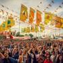 Lễ hội âm nhạc kết hợp năng lượng tái tạo tại Bỉ