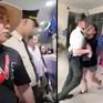 Cục Hàng không Việt Nam cấm bay 1 năm với nữ công an gây rối tại sân bay Tân Sơn Nhất