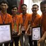 Đội tuyển Việt Nam dừng chân tại Bán kết ABU Robocon 2019