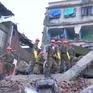 Sập nhà ở Ấn Độ gây nhiều thương vong