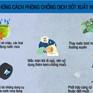 [Infographic] Cách bảo vệ bản thân giữa mùa dịch sốt xuất huyết