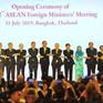 ASEAN thúc đẩy quan hệ đối tác vì sự phát triển bền vững
