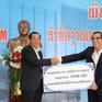 Việt Nam ủng hộ Lào khắc phục hậu quả lũ lụt