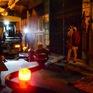 Nạo vét cống rãnh nước thải xung quanh Công ty Rạng Đông